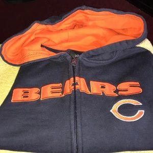 NFL TEAM APPAREL SWEATSHIRT CHICAGO BEARS 🐻
